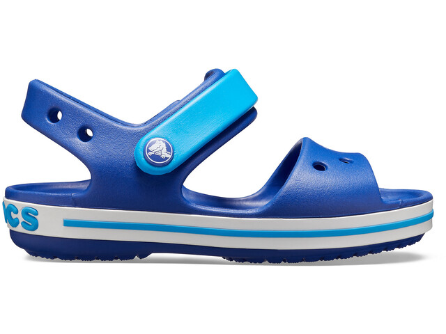Crocs Crocband Sandals Kids Cerulean Blue/Ocean